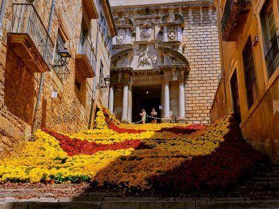 Girona, Temps de Flors 2017
