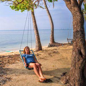 Dhiffushi paraíso low cost en Maldivas