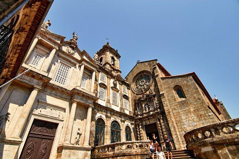 iglesia san francisco oporto