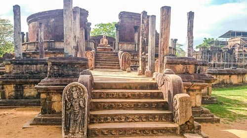 Día 3 Sri Lanka: Polonnaruwa en bicicleta