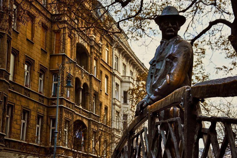 Monumento Imre Nagy