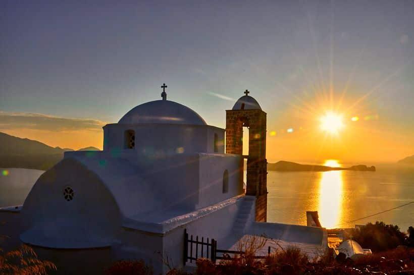 Iglesia Thalassitra Milos