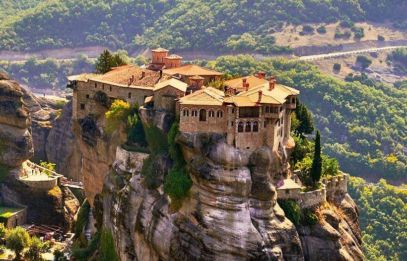meteora monasterios