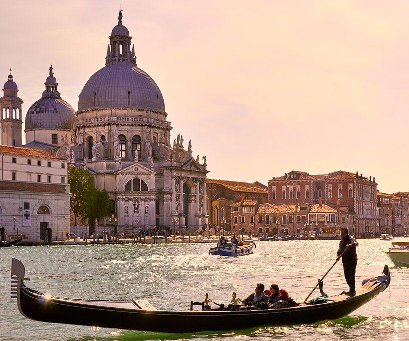 paseo gondola venecia