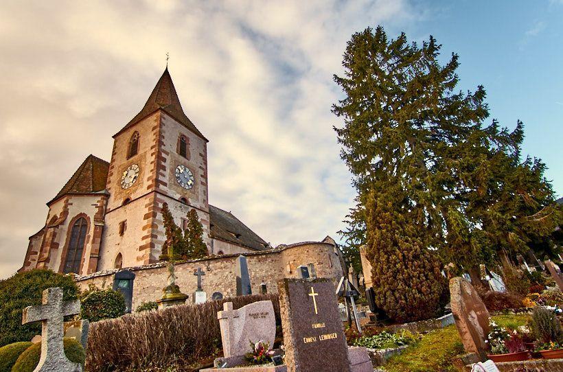 iglesia Hunawihr