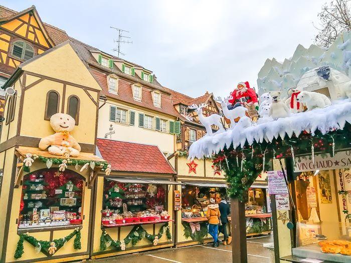 mercado navideño alsacia