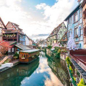 Ruta por los pueblos más bonitos de Alsacia