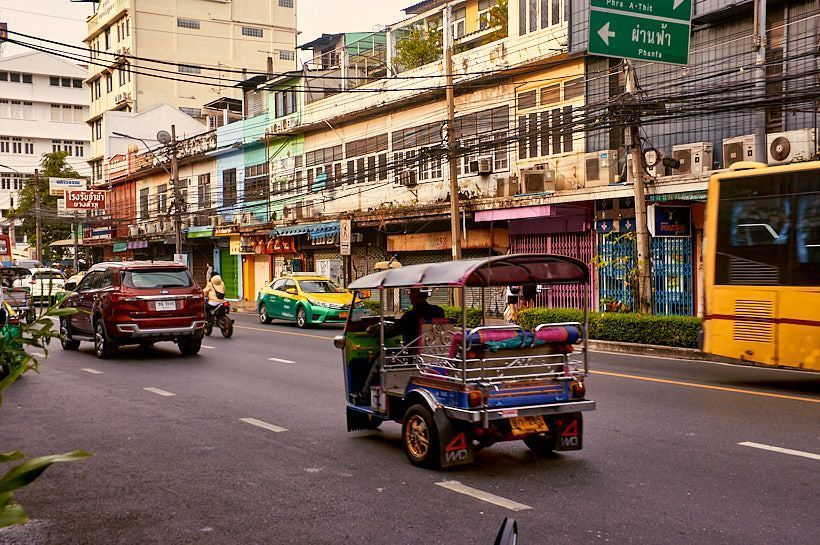 calles bangkok