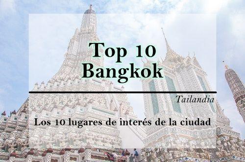 lugares de interés bangkok