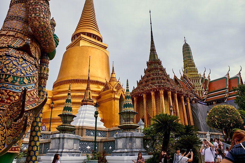 gran templo bangkok