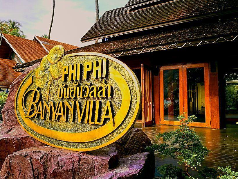 phi phi bananvilla