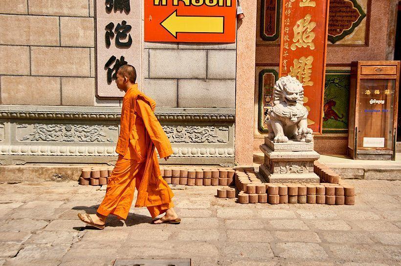 templo barrio chino bangkok