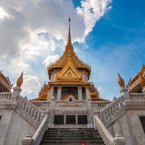 Bangkok, último día antes de volar hacia el norte