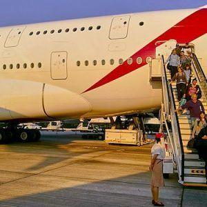 Bangkok conexión entre aeropuertos