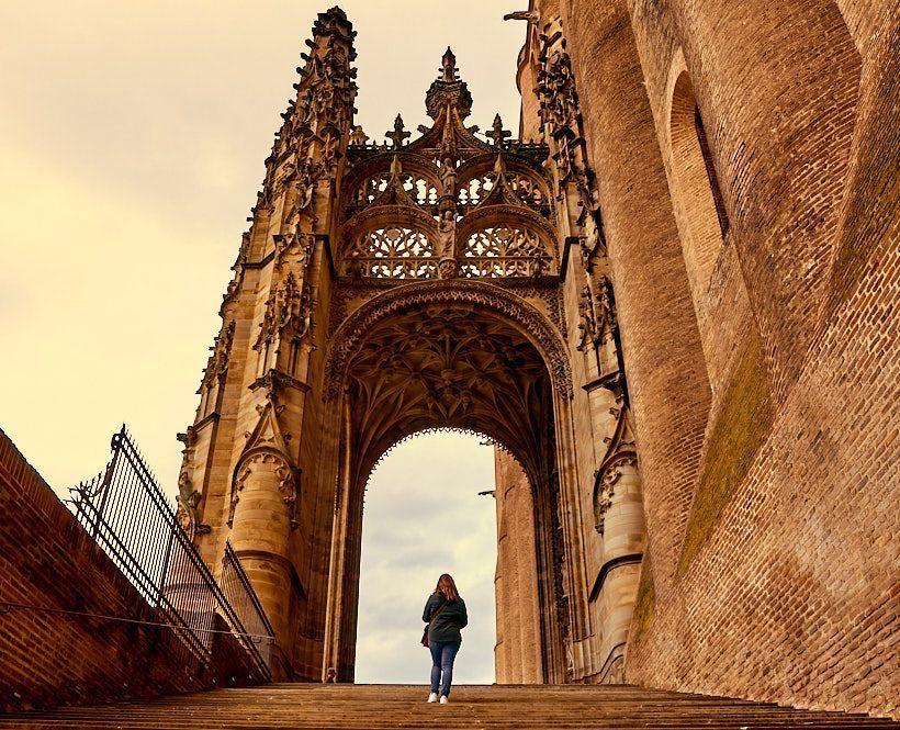 catedral albi midi pyrenees