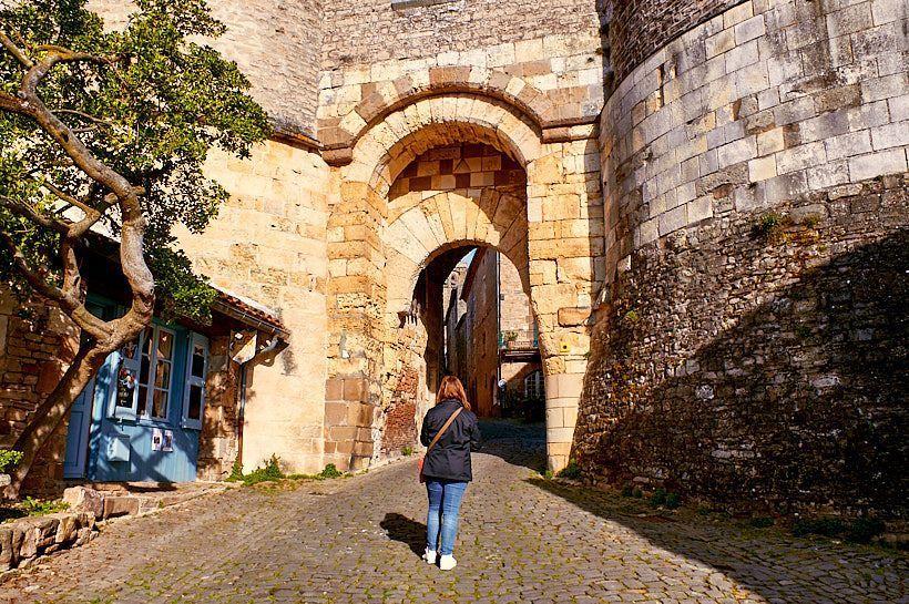 puerta des Ormeaux