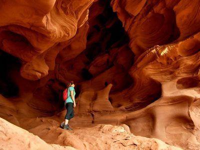 Cuevas de Can Riera Torrelles de Llobregat Rocas de Can Riera