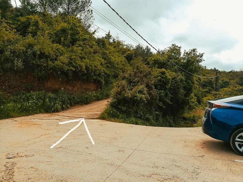 ruta cueva torrelles de llobregat