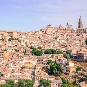 Cómo llegar desde Madrid a Toledo