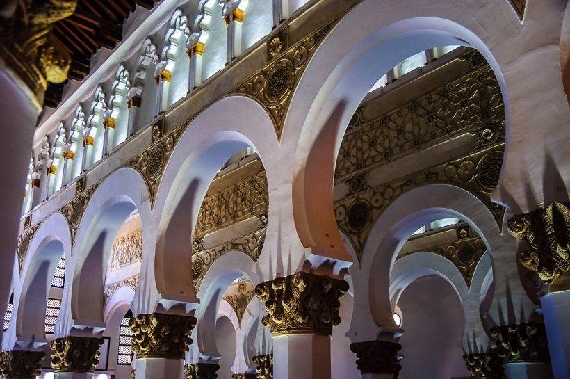 Antigua Sinagoga Santa María La Blanca