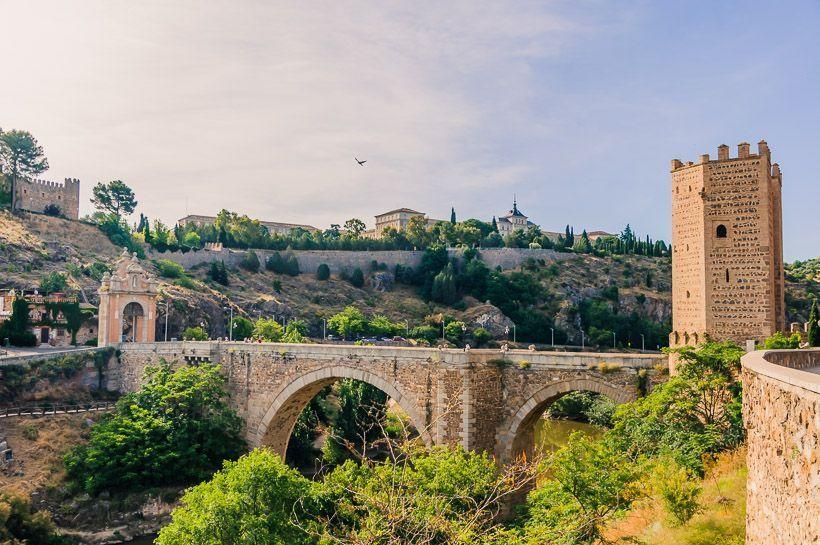 Puente de Alcántara toledo