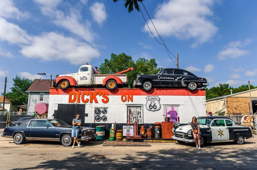 gasolinera dicks