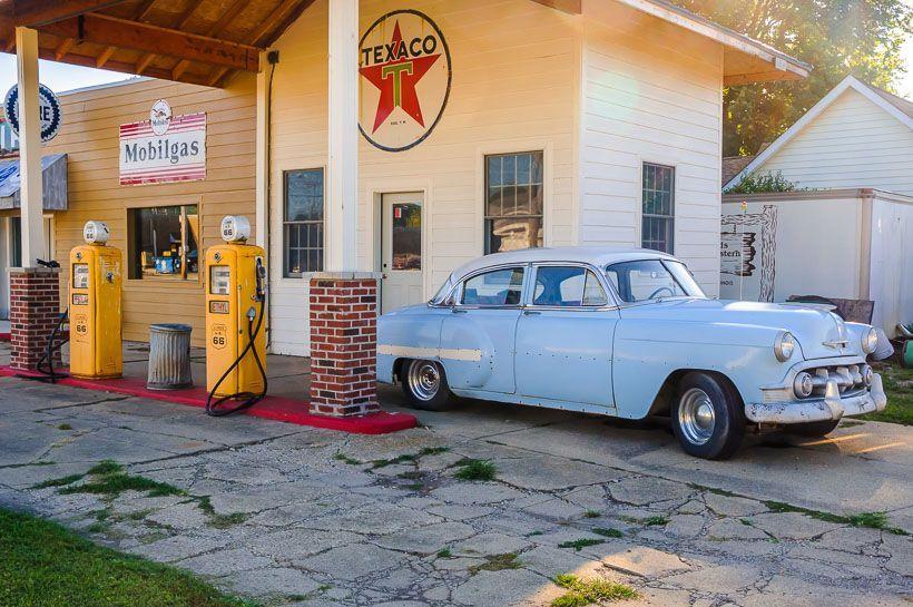 gasolinera williansville