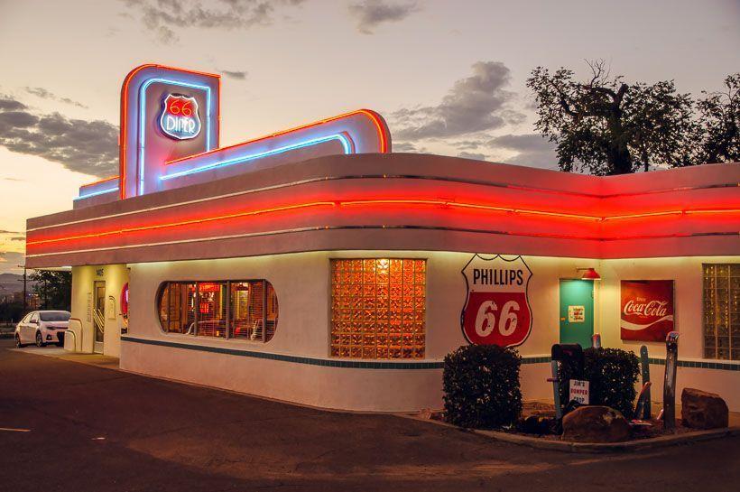 Albuquerque 66 dinner