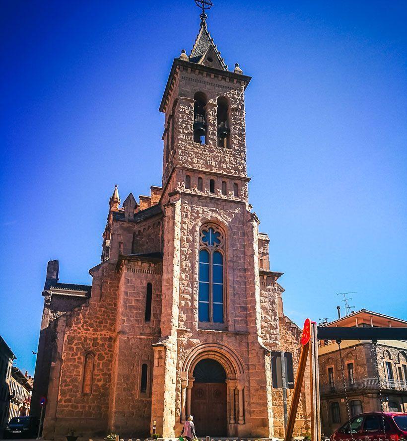 Iglesia Nueva de Santa Eulàlia