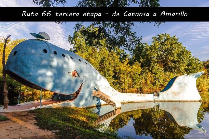 Ruta 66 tercera etapa - de Catoosa a Amarillo