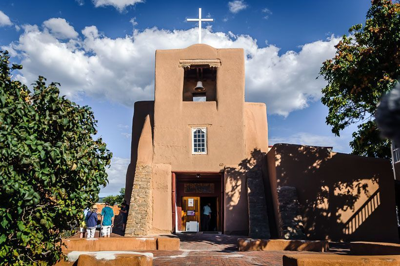 iglesia de santa fe