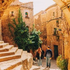 Ruta en coche por los pueblos medievales de la Costa Brava