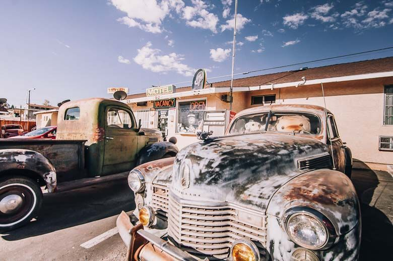 Route 66 Motel barstow
