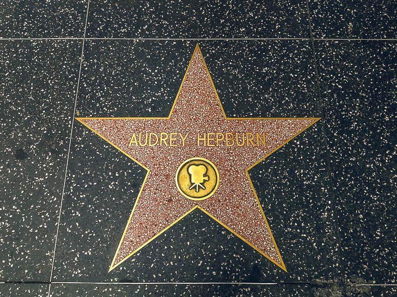 estrella paseo de la fama