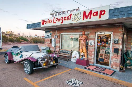 "<span class=""dojodigital_toggle_title"">Ruta 66 novena etapa – de Kingman a Las Vegas</span>"