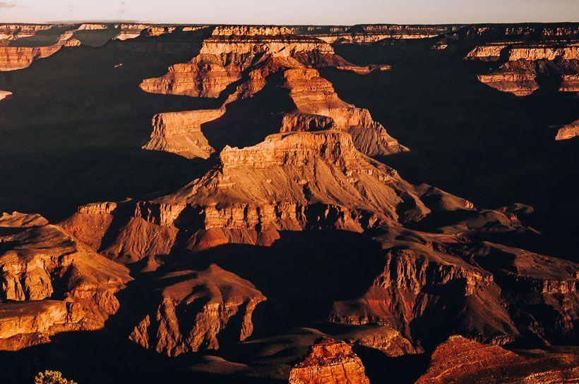 mirador grand canyon