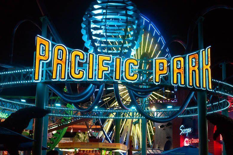 noria pacific park santa monica