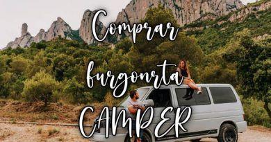 COMPRAR FURGONETA CAMPER
