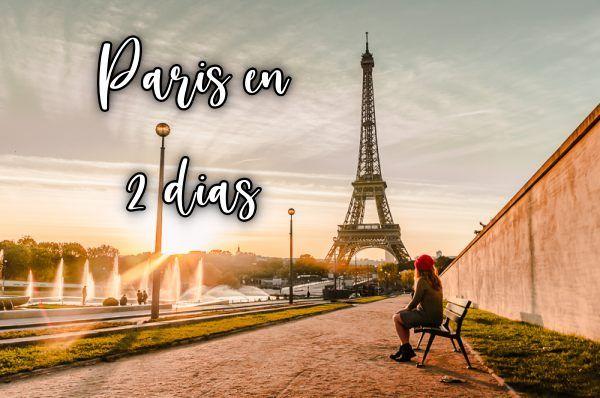 Qué ver en París en dos días