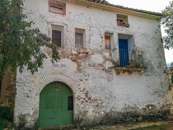 casa coix finestres