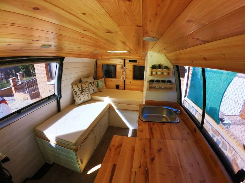 furgoneta camper