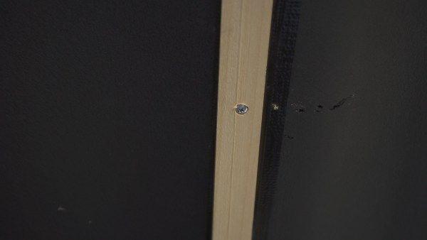 atornillar liston madera