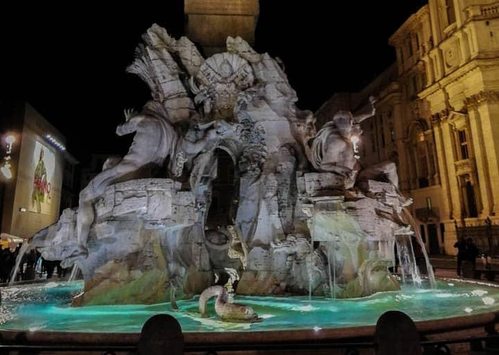 fuente Piazza Navona