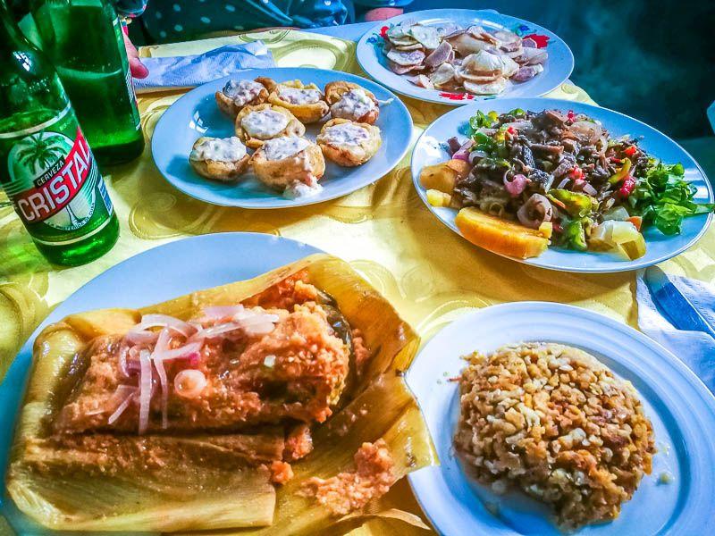 comida tipica cuba