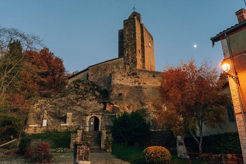 iglesia de vals francia