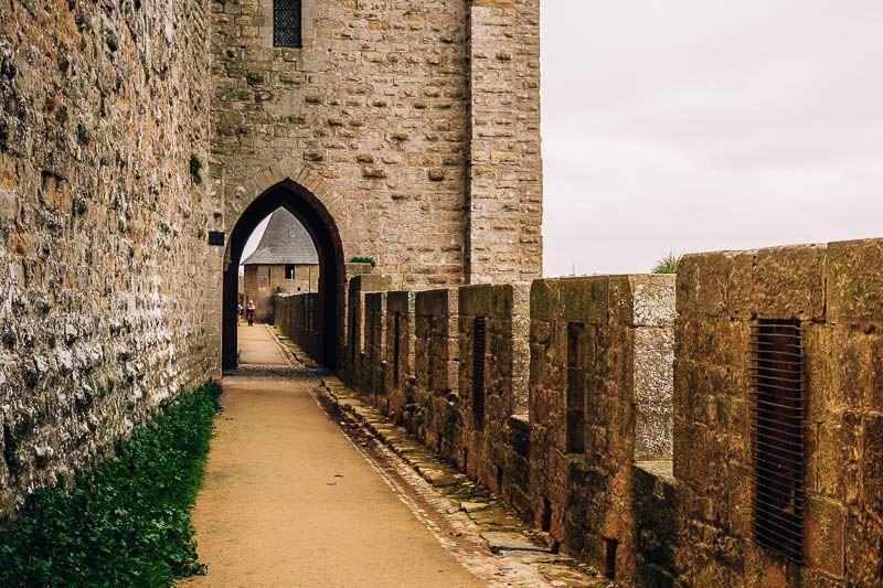 murallas carcasonne