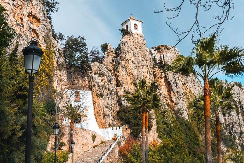 Qué ver en Comunidad Valenciana guadalest