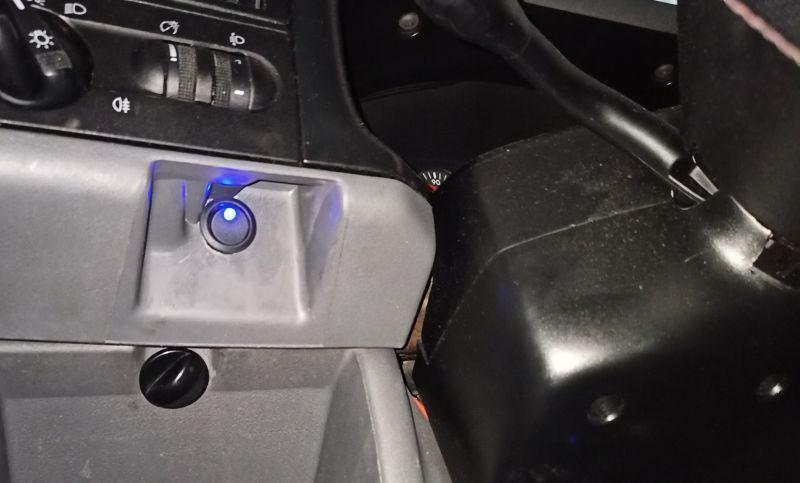 interruptor furgoneta