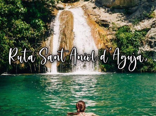 Ruta Sant Aniol d'Aguja