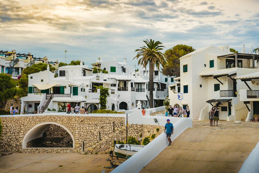 Binibèquer Vell Menorca